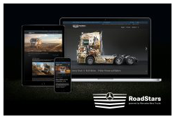 RoadStars powered by Mercedes-Benz Trucks