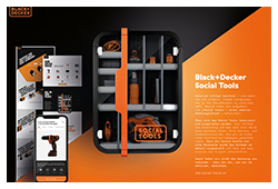 Black & Decker: Social Tools - reinventing how we use tools