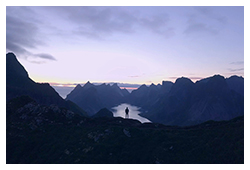 Lufthansa '#LifeChangingPlaces - Lofoten'