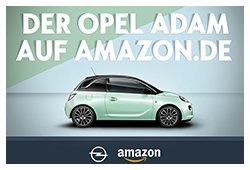 Opel Adam auf amazon.de